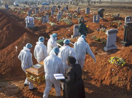 SA Corona Death Toll Rises