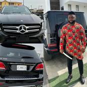Young Igbo Man, Sir Justine Purchased A Brand New Benz As Birthday Gift For His Friend