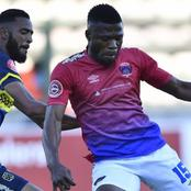 Chippa United won 2-1 against Cape Town City FC in latest Nedbank Cup fixture.