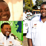 Throwback Photos Of Bahati MP's Late Son When He Was A Safari Rally Star