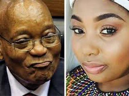 """One of Jacob Zuma's wives explains her """"feelings"""" for his son Duduzane"""