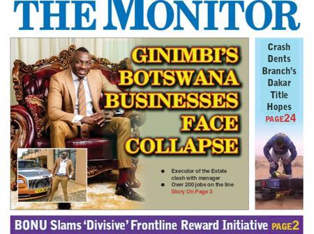 Ginimbi's Botswana business empire crumbles