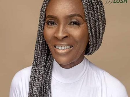 Meet The Nigerian Grandmother Who Is A Model, She Is Over 70 Years Old. Check Out Her Pictures
