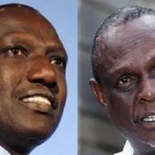 Murathe Says Ruto should shut up over BBI