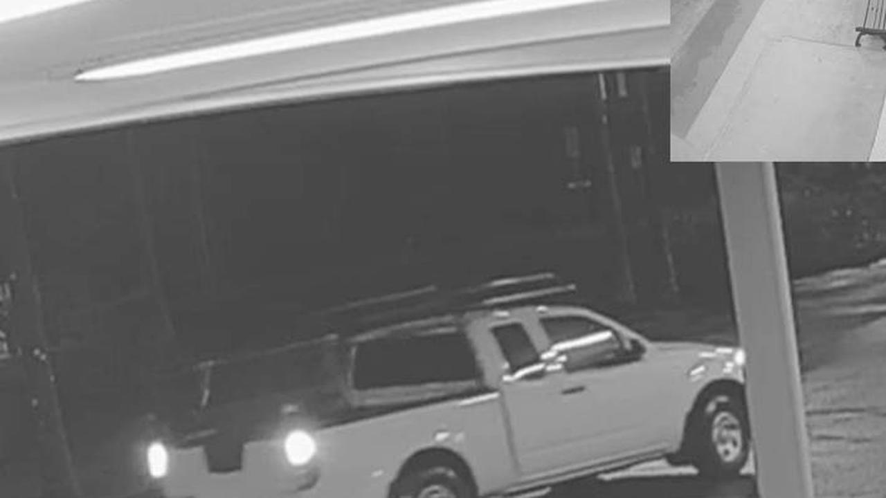 Police seek truck occupants as possible murder witnesses