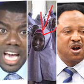 After 300 Abducted School Girls Were Freed, See What Shehu Sani And Reno Omokri Said About It