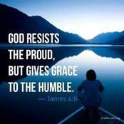Why God Resists The Proud But Forgives Other Sins.