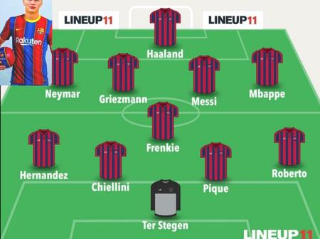 Barcelona Will Rule The World Of Football With These Players, See How They Can Fix Their Squad