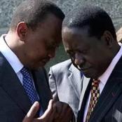 James Orengo Coded Message Causing Panic In Uhuru-Raila Camps