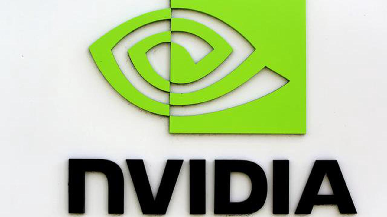 Nvidia says first-quarter sales above prior forecast of $5.3 billion