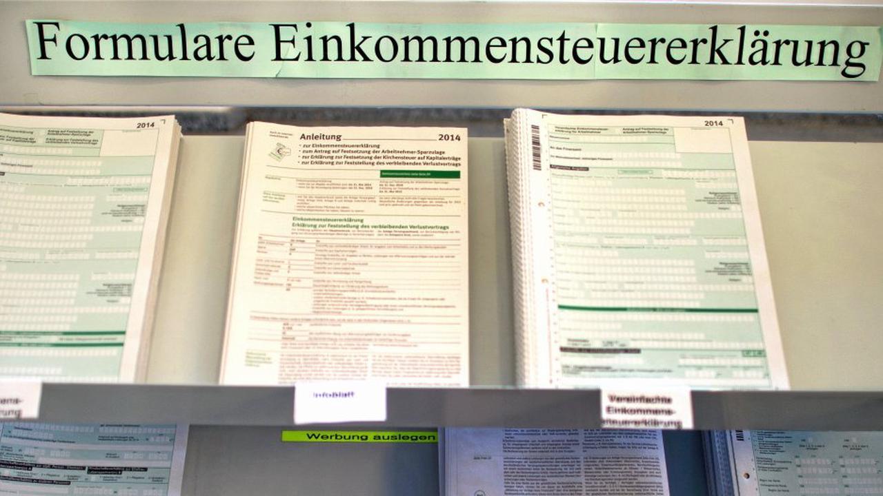 Duisburger haben drei Monate mehr Zeit für Steuererklärung