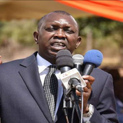 Oscar Sudi Says He Doubts Gideon's Academic Qualifications