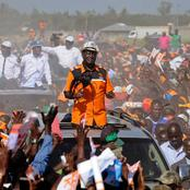 List of Places Raila Will Be visiting Next Week as BBI Campaigns Officially Kick Off