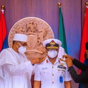 PMB Decorated New Chiefs of Service staffs.