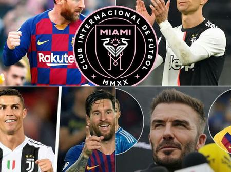 Latest Transfer News: Inter Miami Makes Move To Sign Both Ronaldo And Messi [READ FULL DETAILS]