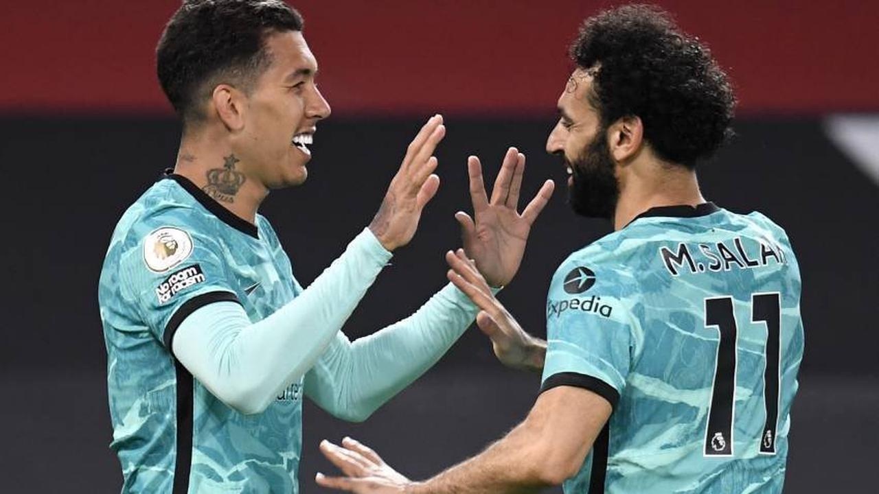 Firmino, Jota and Salah in the goals as Reds fight back to beat Man Utd