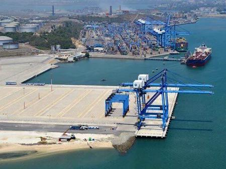 See The Giant Country In East Africa With The Most Beautiful Port(Photos).