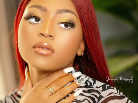 After Regina Daniels Said She Grew Under Everyone's Watch In Her New Post On Instagram, Fans React