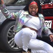 Sonko's Youngest Daughter Sandra Flaunts Their Palatial House in Mua Hil That Looks Like State House