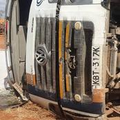One Person Dies in a Grisly Road Accident Along the Nairobi-Mombasa Highway