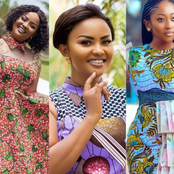 Stunning Church Outfits Inspired By Nana Ama Mcbrown And Anita Akua Akuffo