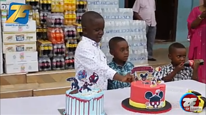 21ff81a5edf2e3bb178ab5b932bf3b49?quality=uhq&resize=720 - In case you missed: Photos from Tracey Boakye's sons birthday party at an Orphanage home