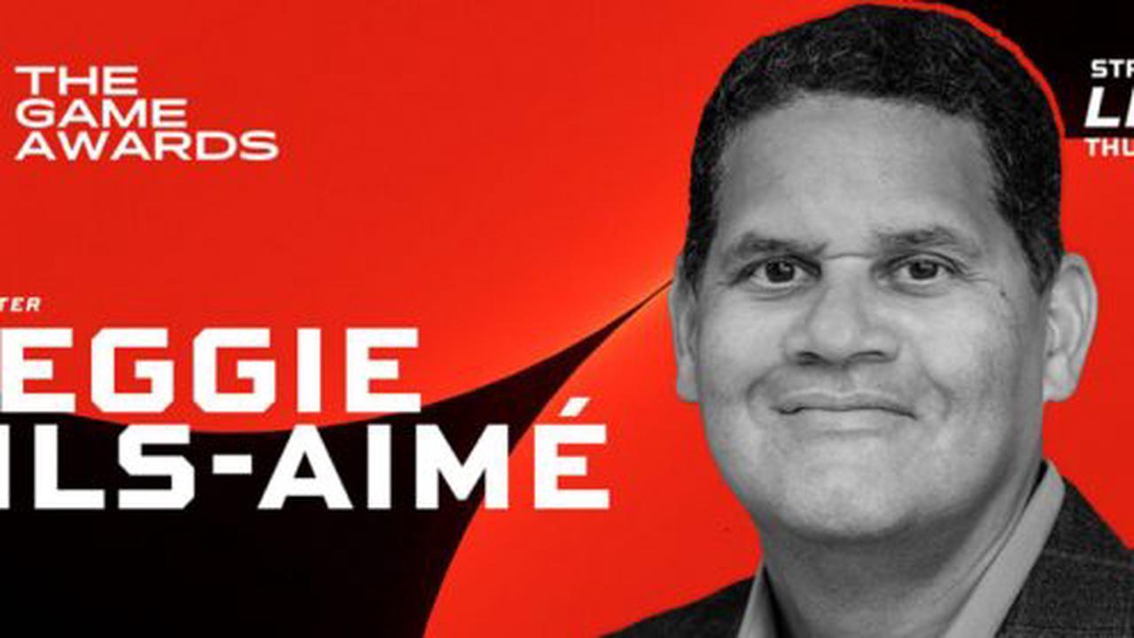 Reggie Fils-Aimé et Nolan North seront les hôtes des Game Awards