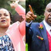 Uproar From Kenyans After Ngirici's Rejoinder Over Alleged KANU's 'Dismal' Results In London Polls.