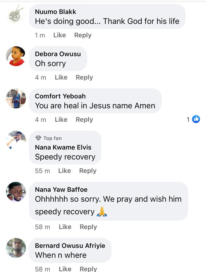 220fa757828dcb124c6f5170d195729f?quality=uhq&resize=720 - Ghanaians Pours Down An Emotional Wishes To Yaw Sarpong After He Got Involved In A Fatal Accident