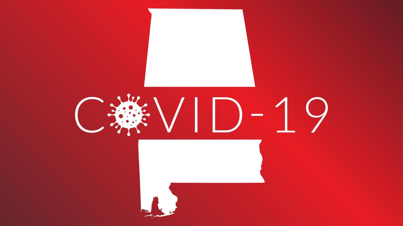 All counties in North Alabama labeled as 'very high risk' for COVID-19 spread