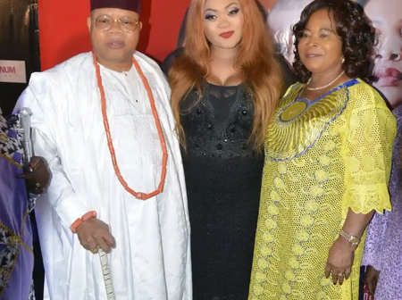 Have You Met This Nollywood Actress Whose Father Owns An Oil Company? Checkout Her Photos.