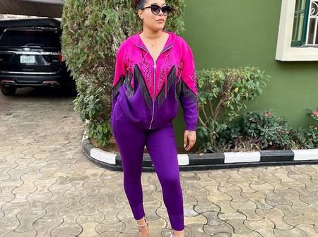 Actress Adunni Ade stuns in new picture