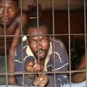 Do You Think Life Is Too Hard? Checkout Pictures Of These Prisoners In Ghana & Other Countries