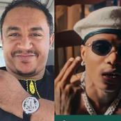 Daddy Freeze Commends Wizkid's Photo