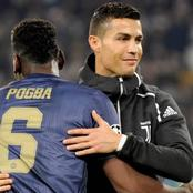 Man UTD Release Pogba  For Juventus As CR7  Agrees To Move - Report
