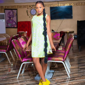 Checkout Photos Of Mercy Kenneth, The Adorable 12-Year-Old Nollywood Actress