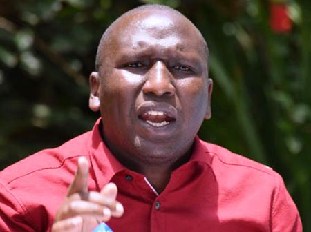 Senator Cheruiyot Joins Kenyans in petitioning IMF