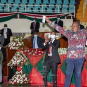 Don't Be Fooled-Uhuru Warns Youths