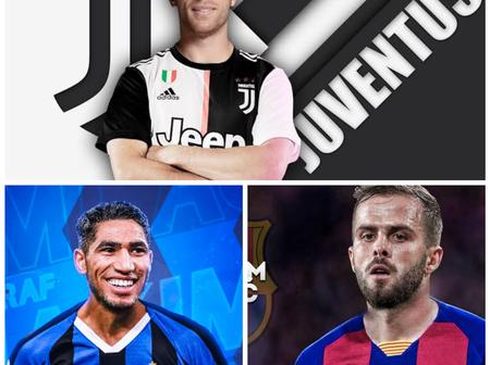 UCL Draw : 3 players set to play against their former clubs