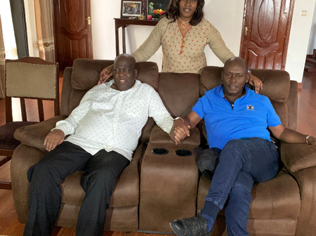 'Kifo Hakina Huruma!' Death Strikes Again Leaving The People Of My Kenya In Deep Mourning