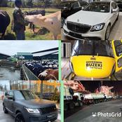 Most Expensive things owned by Uasin Gishu billionaire Buzeki