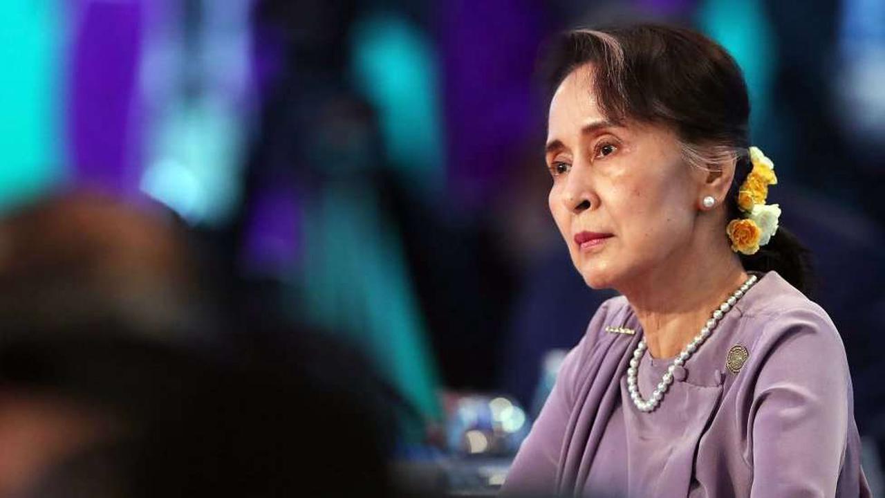 Suu Kyi slapped with tough colonial-era charge