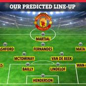 OPINION: Man United Will Beat PSG Without Maguire & Cavani If Solksjaer Uses This Attacking Lineup