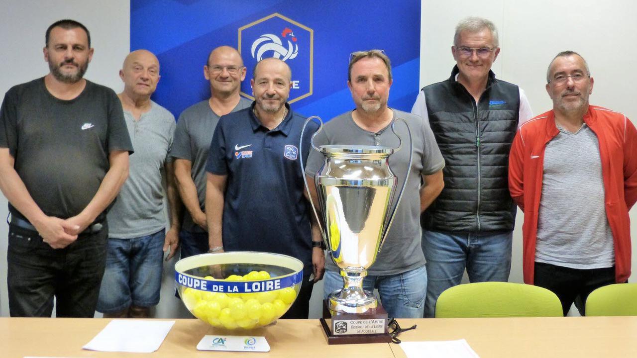 Football: la coupe de l'Amitié retrouve le chemin des terrains