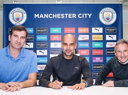 Opinion: 3 things Guardiola must do after signing new Manchester city deal.