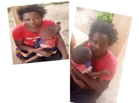 Mixed Reactions As A Lady Allegedly Kills Her Mother Because Her Pastor Said She Was A Witch