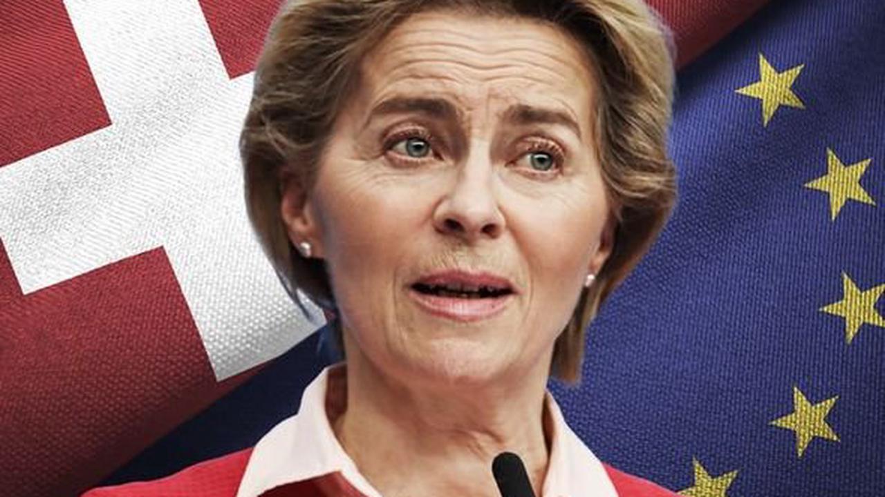 EU nightmare: Switzerland reached 'Brexit moment' after breakdown between bloc and Bern