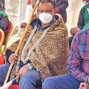 The Man Who Will Succeed Uhuru in Mt Kenya Disclosed, Crowned by The Elders