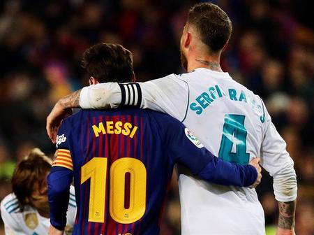 Check out what Real Madrid captain Sergio Ramos said about Leo Messi in his upcoming Documentary