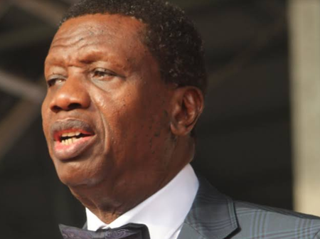 See What Pst. Enoch Adeboye Posted On Facebook That Made Many People Laugh